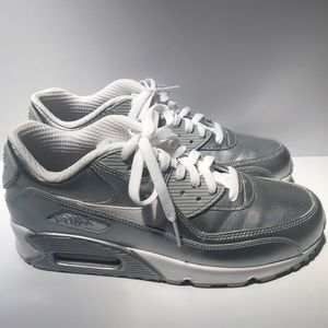 Nike Air Max 90 metallic platinum